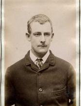 Mug shot of Arthur D Harvey