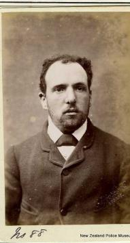 Mug shot of Edward Dogherty