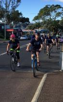 Bike Relay - Auckland