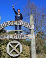Norsewood Sign - Central