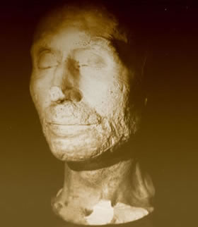 Photo of Death Mask