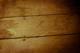Photo of floorboards