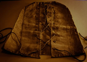 Photo of straight jacket