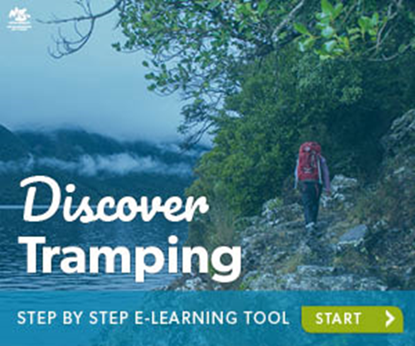 Discover tramping