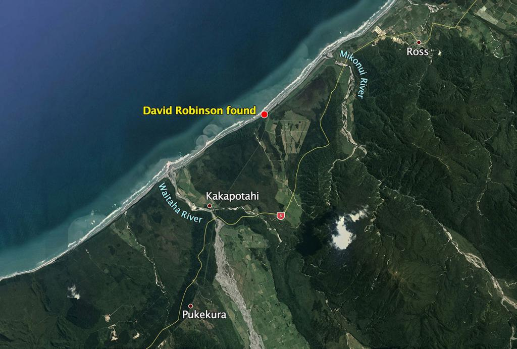 Did you hear a gunshot in the Kakapotahi area on or around 18 December 1998?