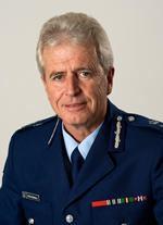 Peter Marshall, Police Commissoner