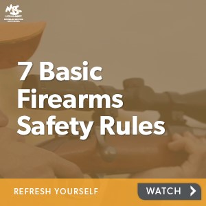 Basic Firearms Safety Rules