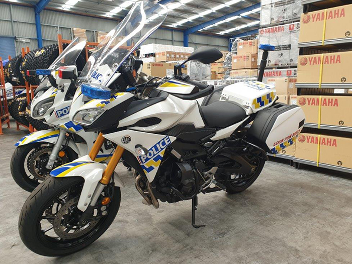 The new Yamahas are lighter, safer and greener.
