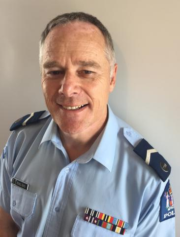 Senior Constable Russ Smith
