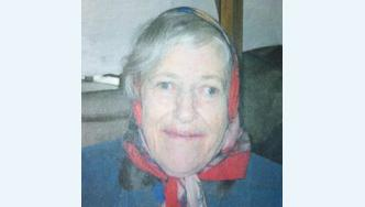 Joan Gringley has not been seen since Tuesday 11 October 2016