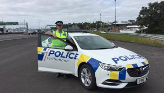 Inspector Scott Webb, Road Policing Manager for Tamaki Makaurau