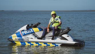Police Jet Ski