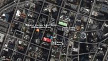 Locations of interest