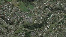 The Wakari Road area of Dunedin where Tuitania Barclay lived