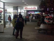 Rendells, Karangahape Rd, Auckland -  1993