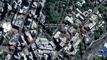 The area in Wellesley Street, Auckland, where Joe was last seen