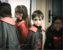 Halloween 2015 video still