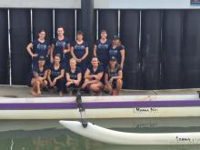 North: By waka ama in Counties Manukau District.