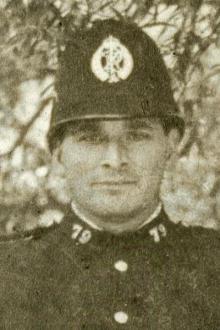 Constable Heke Bidois