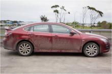 Mazda 6 Vehicle