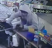 Tahuna robbery