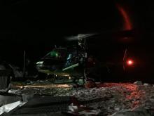 Mt Ruapehu rescue 4