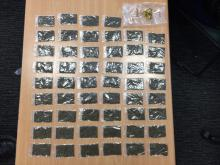 Synthetic cannabis located as part of Operation Hypnos
