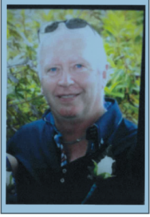Stephen Lowe has been missing since 15 September, 2017