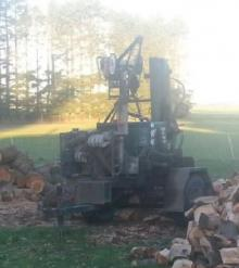 Methven log splitter