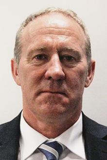 Detective Inspector Tom Fitzgerald
