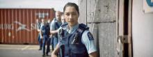 Still image from NZ Police recruitment video