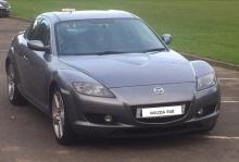 Sample photo Mazda RX8