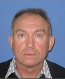Wellington Police seeking John Murray Swaysland