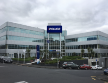 Mock-up image of new Auckland Police Hub