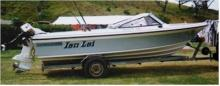 1984 Sea Nymph 506 Stinger