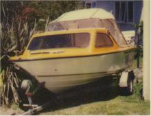 1978 Fleetline Sapphire 4.5m