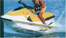 1998 Yamaha Waverunner GP760 White hull
