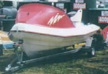 MAC 4.2m4.2m Mac plastic pontoon