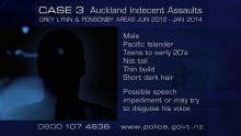 Case 3: Ponsonby Indecent Assaults, Auckland