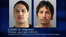 Case 2: Wanted - Rollie James HEKE