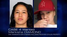 Case 4: Wanted - Markisha DIAMOND