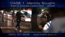 Case 1: Identity Sought - Queen Street, Auckland