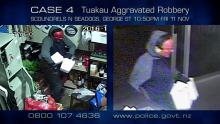 Case 4: Crime of the Week - Scoundrels & Seadogs Aggravated Robbery, Tuakau