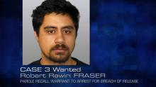 Case 3: Wanted - Robert Rawiri FRASER