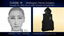 Case 5: Crime of the Week - Adams Terrace Home Invasion, Wellington