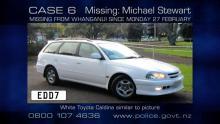 Case 6: Missing - Michael Stewart