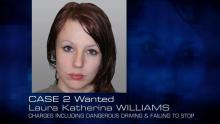 Case 2: Wanted - Laura Katherina WILLIAMS
