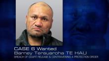 Case 6: Wanted - Barney Terauaroha TE HAU