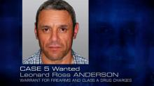 Case 5: Wanted - Leonard Ross ANDERSON