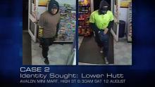 Case 2: Identity Sought - Avalon Mini Mart, Lower Hutt
